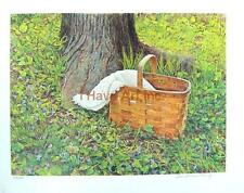 """David Armstrong-""""Picnic""""-Ltd./Ed.-Signed&Numbered-Collotype-Landscape Art-Prints"""