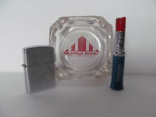 Two Vintage Lighters and a Vintage Atlantic City Casino Ashtray See Pics.