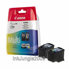 CANON PG-540 Black & CL-541 Colour Ink Cartridge For PIXMA MG2150 MG3150 Printer