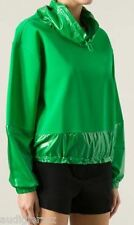 Adidas by Stella McCartney Neoprene Rich Green Sweatshirt nwt G8883 small