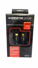 Monster Cable HDMI Cable for PS3 - MonsterGame for LCD, LED TV - 8 Ft - 1080p