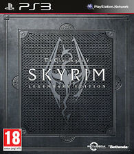 THE ELDER SCROLLS V 5 SKYRIM LEGENDARY EDITION PAL ESPAÑA 1ª EDICION