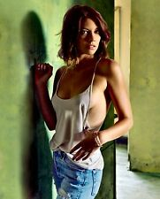Lauren Cohan Sexy The Walking Dead Actress & Model 8x10 Glossy Color Photo #2