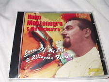 HUGO MONTENEGRO & HIS ORCHESTRA Loves of My Life+Ellington Fantasy CD NEW Import