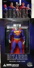 DC Direct Alex Ross BIZZARO Zombie Head SUPERMAN Justice League Enemy Krypton