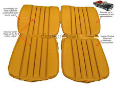Mercedes W111 Coupe / Convertible 280SE 250SE MB-Tex Seat Covers Replacement