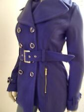 NWT GUESS IVANKA PRUNUS BELTED JACKET/COAT 100% AUTHENTIC-SM