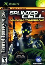 Tom Clancy's Splinter Cell: Pandora Tomorrow - Original Xbox Game