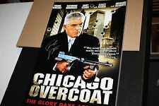 "FRANK VINCENT SIGNED 11x17 PHOTO FROM ""CHICAGO OVERCOAT"" JSA GOODFELLAS, ++"