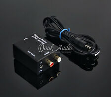 Douk Audio Digital to Analog Audio Converter DAC Decoder Optical / Coaxial / USB