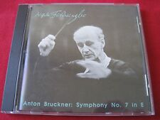 BRUCKNER SYMPHONY NO. 7 IN E - WILHELM FURTWANGLER - MUSIC & ARTS (CD 1991 USA)