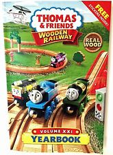 2016 YEARBOOK Thomas Tank Engine Wooden Railway NEW Volume XXI