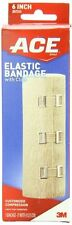 3 Pack - ACE Elastic Bandage with Clips, 6 Inch, 1 Each