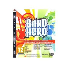 BAND HERO - PLAYSTATION 3 PS3 - ITALIANO e SPAGNOLO - NUOVO SIGILLATO - GUITAR