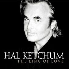 The King of Love by Hal Ketchum (CD, Mar-2003, Curb) NEW SEALED!