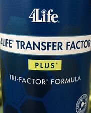 4Life Transfer Factor PLUS **TrifactorFORMULA (1) BOTTLE FREE SHIPPING**Exp09/18