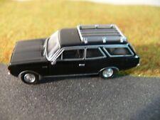 1/87 Brekina Opel Rekord C Caravan schwarz 20565