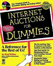 NEW - Internet Auctions For Dummies? by Holden, Greg