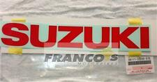 SUZUKI RG500 MID FAIRING PANEL EMBLEMS x2 68111-33200-07G