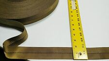 """COYOTE 1 3/4"""" INCH MILITARY SPEC WEBBING 5 YARD ROLL FABRIC OUTDOOR CAMO #324"""