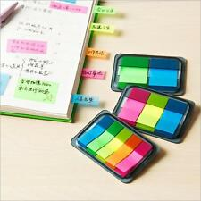 Sticky Post-It Notes Paper Diary Notebook Memo Pad Tab Note Book Office