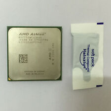 AMD CPU Athlon  X2 7750 2.7GHz AM2+ 940PIN Dual-Core CPU 100% Working