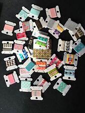 Washi Tape Sample Bundle