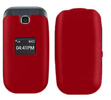 Car Charger + Hard Case Phone Cover for Straight Talk TracFone Net10 LG 441G