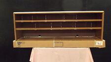 "SAFCO MODEL 3526MO 56""VALUE MATE STEEL DOULBLE-SHELF DESKTOP TOPPER UNIT"