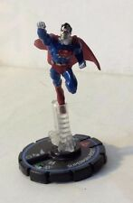 HeroClix COLLATERAL DAMAGE #221 SUPERMAN ROBOT  Experienced DC LE RARE