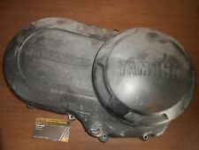 03 Yamaha Kodiak YFM 450 Genuine Belt AUTO Clutch Side Plastic Housing Cover Set