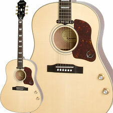 Epiphone Limited Edition EJ-160E Natural w/hard case from Japan