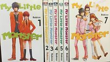 My Little Monster (Vol. 1- 13) English Manga Graphic Novels Brand New Lot books