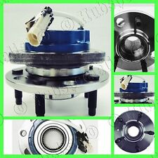 FRONT WHEEL HUB BEARING ASSEMBLY FOR 2000-2013 CHERVOLET IMPALA 2-3 DAYS RECEIVE