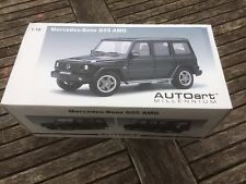 Mercedes Benz G Wagen/Wagon/Class 1:18 G55 AGM AUTO art Model