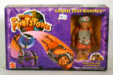 The Flintstones Crash Test Barney Mattel mib