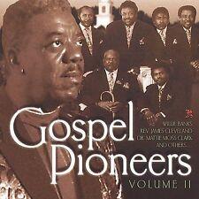Gospel Pioneers 2 Various Artists Audio CD