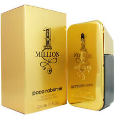 1 Million for Men by Paco Rabanne 1.7oz EDT Eau de Toilette Spray New in Box NIB