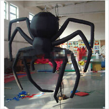 Giant Party Decoration Halloween Inflatable Hanging Spider for Sale BI