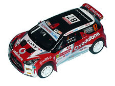 CITROEN DS3 R5 FONTES RALLY DEL PORTOGALLO 2015 DECALS 1/43