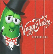 Greatest Hits by Veggie Tales (Enhanced CD)...NEW