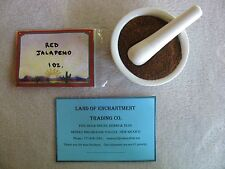 NEW MEXICO *HOT* RED JALAPENO CHILE POWDER  1 OUNCE   *Free USA Shipping*