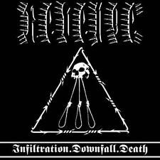 Revenge - Infiltration.Downfall.Death (Can), CD