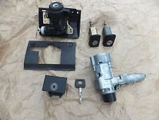 MERCEDES W202 C180-280 93-96 IGNITION SWITCH KEY DOOR LOCK CYLINDER TRUNK LOCK