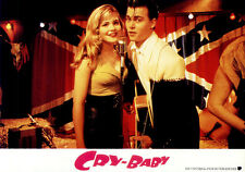 Cry-Baby ORIGINAL Aushangfoto Johnny Deep / Traci Lords / J Waters / Dallesandro