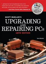 Upgrading and Repairing PCs (18th Edition) Mueller, Scott Hardcover