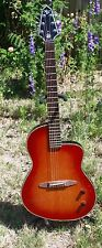 Beautiful Michael Kelly S6 Guitar Acoustic Electric Rick Turner Renaissance