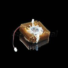Cooling Fan Heatsink CPU VGA Video Card Cooler For PC Computer Laptop