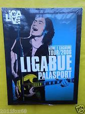 luciano ligabue liga live n. 9 nome e cognome tour 2006 palasport dvd sigillato