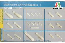 ITALERI 26101 1/72 WWII German Aircraft Weapons – I